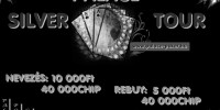 Augusztus 30. Kedd 20:00 PALACE POKER SILVER TOUR   10 000Ft  SECOND(5000Ft)